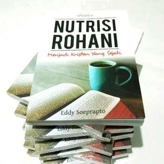 Buku Nutrisi Rohani
