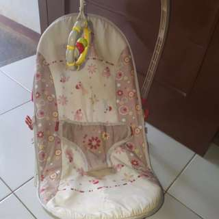 Bouncher Mastela Fold Up Infant Seat