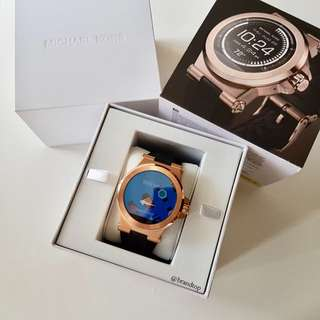 Authentic Brand New Micheal Kors Smart Watch MKT5010