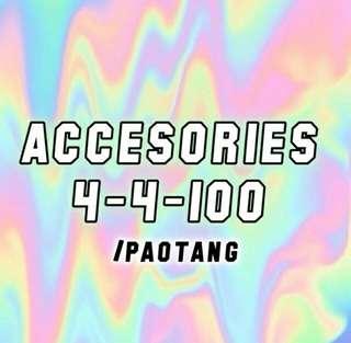 Accessory 4-4-100