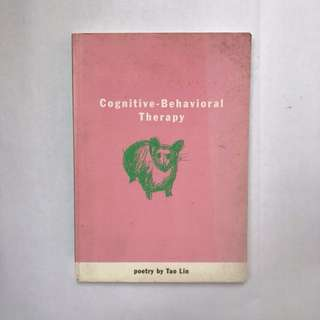 Cognitive Behavioural therapy - Tao lin