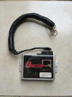 Unichip Q ECU Management