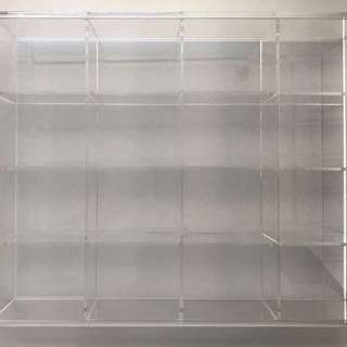 Clear Acrylic Box Display Accessories