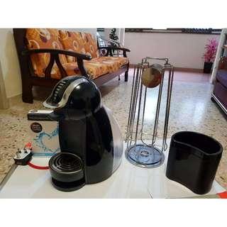 Coffee Machine - NESCAFÉ Dolce Gusto - GENIO 2 BUNDLE - MATTE BLACK