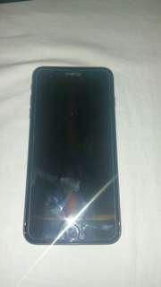 Iphone 7 plus 128gb jet black fu