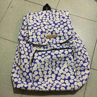 泰國品牌BKK 文青系小雛菊🌼背包