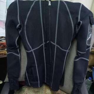 Zaggora Hooded Jacket S Size