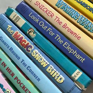 enid blyton children's books (vintage collection included)