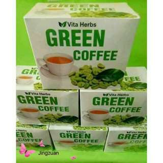 Authenthic Green Coffee
