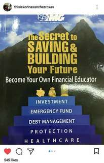 The Secret to Saving and Building Your Future
