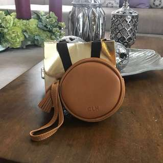 Celine Brown Wallet