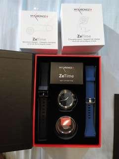 ZeTime Smart Watch with Analog