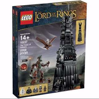 [REDUCED 1 day] Tower or Orthanc LEGO 10237