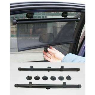 Universal Roller Blinds for cars 2pcs set