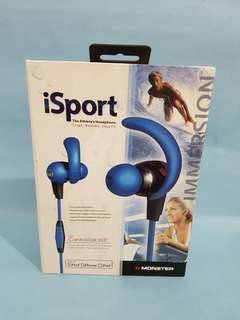 Headset bose i sport
