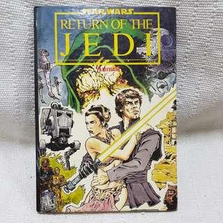 #0325 - Star Wars Return of the Jedi book