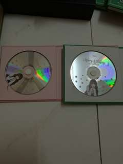 Twice nayeon cd merry happy