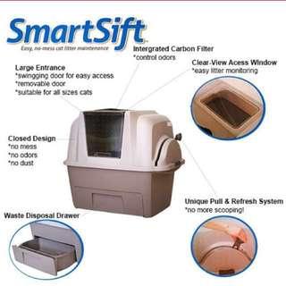*FREE DELIVERY CATIT SMARTSIFT LITTER BOX