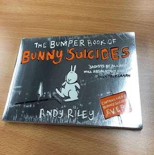 THE BUMPER BOOK OF BUNNY SUICIDES (NEW)