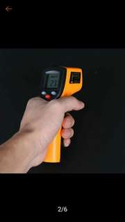 Infrared thermometer(GM320)