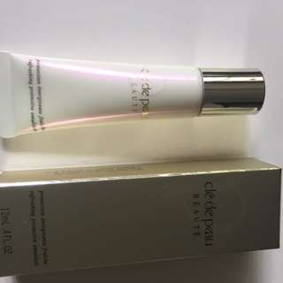 Shiseido Cle de Peau day and night cream