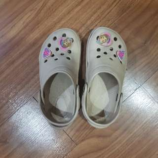 Authentic Crocs Jr for girls #hello2018