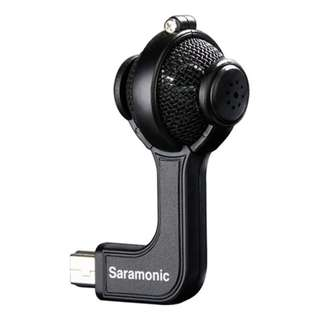 [BN] Saramonic GoMic Stereo Ball Microphone for GoPro Cameras