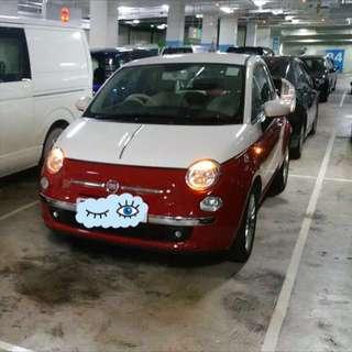 Fiat 500 1.2pop