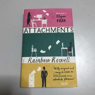 FREE NM Attachments by Rainbow Rowell