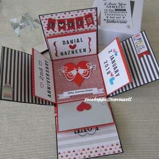 Anniversary Gift Box Album