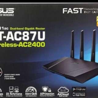 Asus RT-AC87