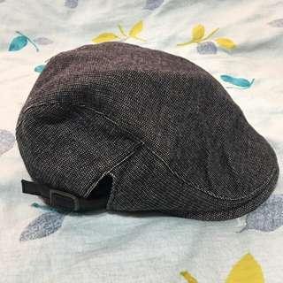 中性貝雷帽