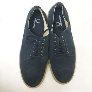 Fred Perry Suede Sneakers