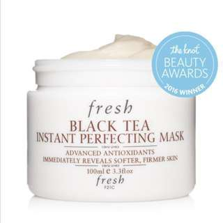 Fresh Black Tea Instant Perfecting Mask