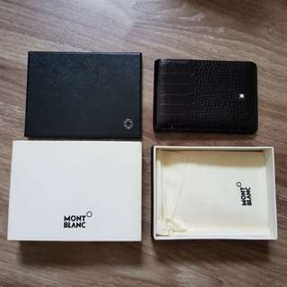 Mont Blanc small notepad