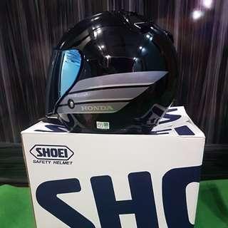 Authentic Shoei J-Force Honda Size M