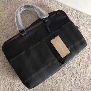 Authentic Burberry Briefcase
