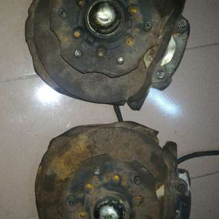 Datsun 620  Datsun 720 Pickup Disc Brake Depan