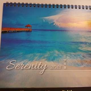 2018 Calendar with School Holidays