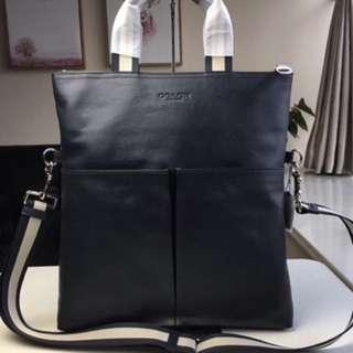 Authentic Coach men sling bag Messenger bag backpack handbag