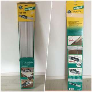 Guide rail for circular saw