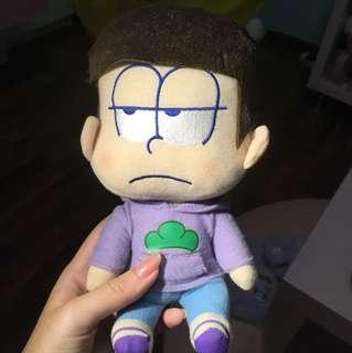 Ichimatsu Matsuno Osomatsu-san Furyu Plush Doll Plushie