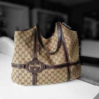 Authentic Gucci Royal Hobo Bag