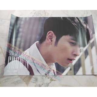 [READY STOCK]2PM CHANSUNG KOREA OFFICIAL POSTER 1PC SHIP USING TUBE (PRICE NOT INCLUDE POSTAGE)(PLEASE READ DETAILS FOR MORE INFO)