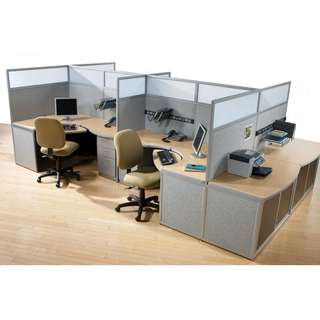 CUBICLES OFFICE PARTITION--KHOMI