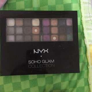 Nyx makeup set