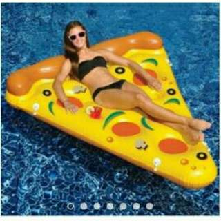 Pizza inflatable giant floater