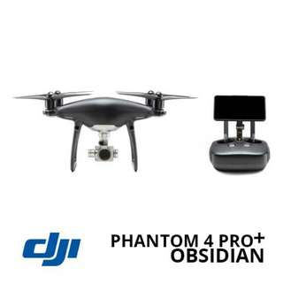 Phantom 4 Pro+ Obsidian New Terima Cicilan Tanpa CC
