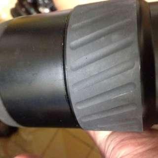 🚚 鏡頭 minolta  100 300mm af for Sony a 前緣小裂 含前後蓋