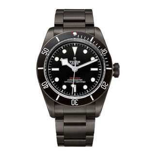 Tudor Heritage Black Bay Dark Bracelet Watch
